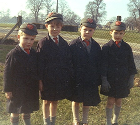 Infant School Annexe Group | Photograph donated by the late Miss Flora Humm