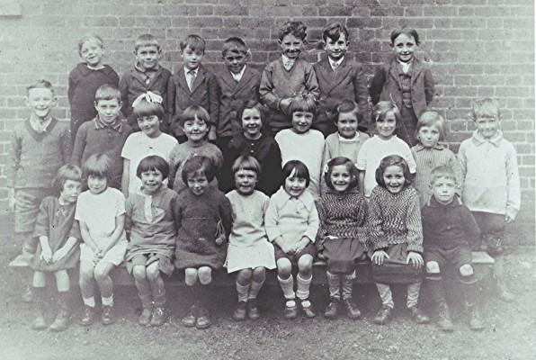 Infants School Class | Geoff Webb