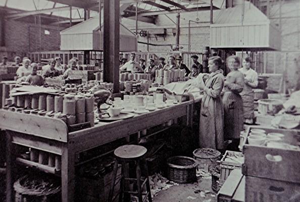 Inside the Jam Factory | Geoff Webb