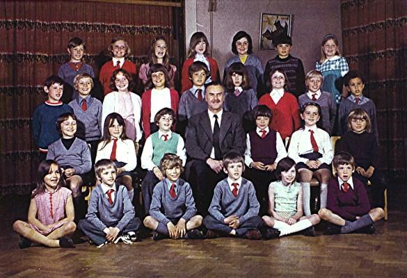 Junior School class, 1973 | Geoff Webb