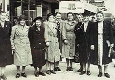 Redbourn Ladies at Southend