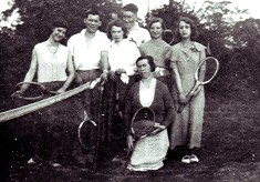 Methodist Members' Tennis Evening