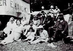 A Methodist Church Outing, c.1936