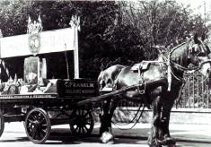 Jubilee Parade Float