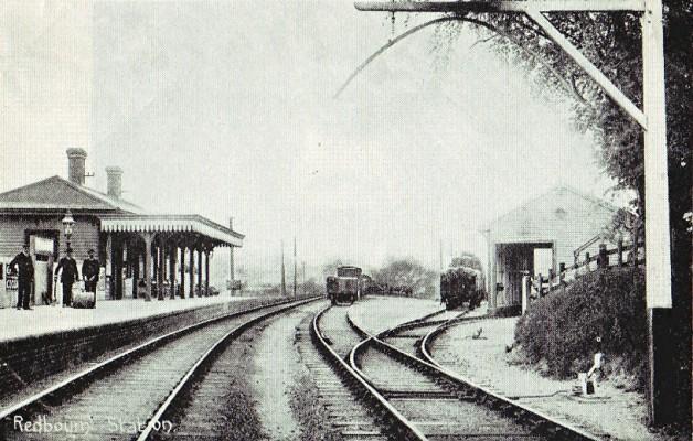 Railway Station | Geoff Webb