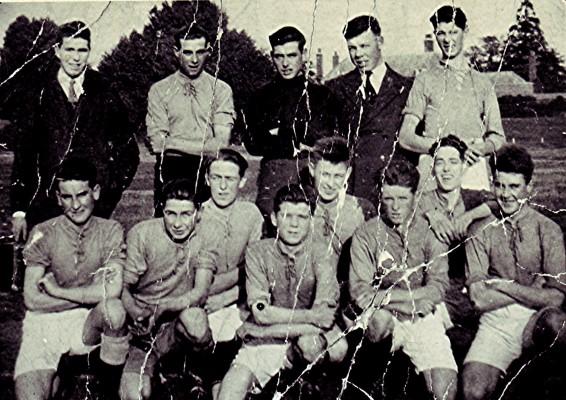 Redbourn Rovers | Geoff Webb