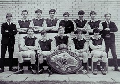 Secondary School Soccer Team