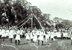 Girls School May Day Celebrations