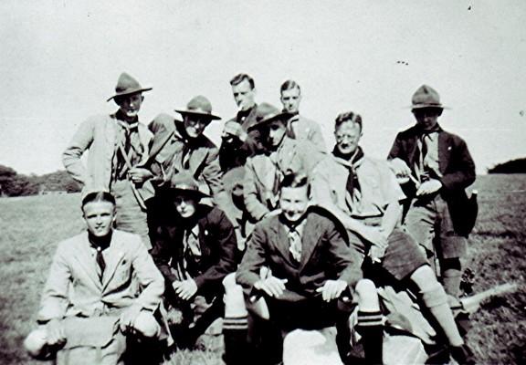 Hastings Scout Camp   Geoff Webb