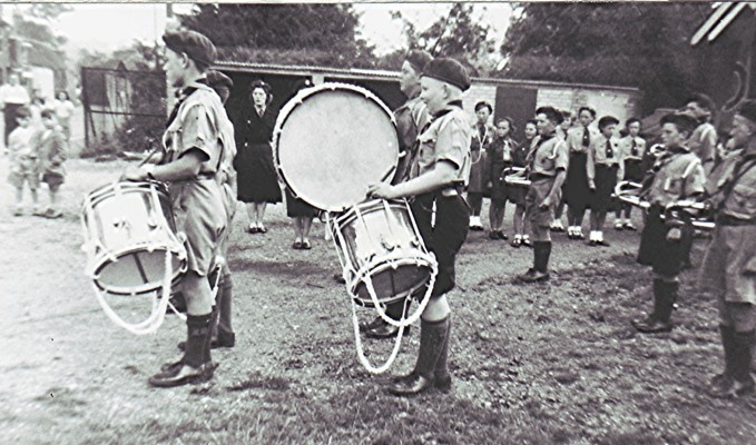 Armistice Day Parade | Geoff Webb