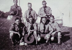 Scout Camp at Hastings