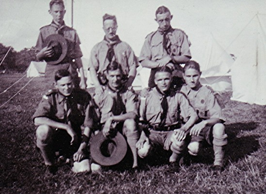 Scout Camp at Hastings | Geoff Webb