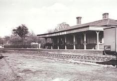 Redbourn Railway Station