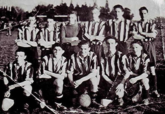 Under 18 Football Team | Geoff Webb