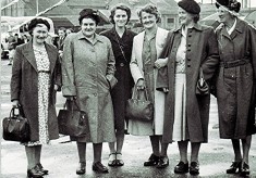 Redbourn Women's Institute Outings