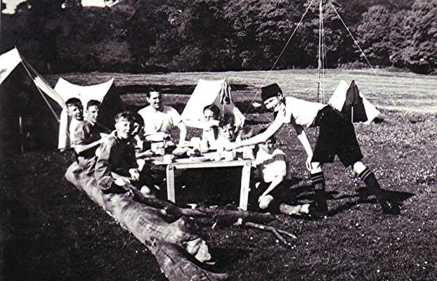 Scout Camp | Geoff Webb
