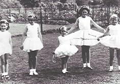 Dance Class Pupils