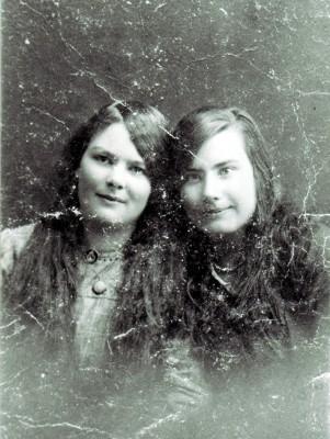 Annie Elsom & Ethel Goodall | Geoff Webb