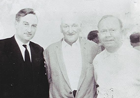 Sibley, Marshall & Newman | Geoff Webb