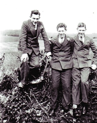 Three local lads