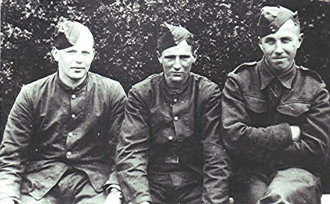 Nunn, Gibbs & Bennett | Geoff Webb