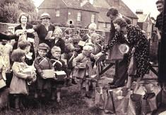 Evacuees in Hertfordshire
