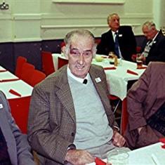 Left to right: Jack George, Bob Reed, Bill Deamer | Geoff Webb
