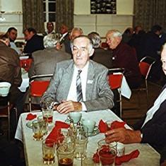 Left to right: Jeff Nunn, John Marshall, Bob Reed, Bill Hall, Ray Webb. | Geoff Webb
