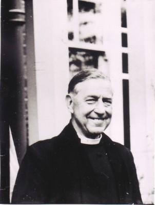 Rev. Harold Fores | Geoff Webb