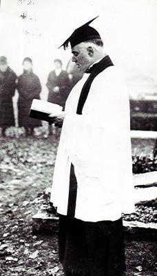 Rev. Birkhead Berry   Geoff Webb