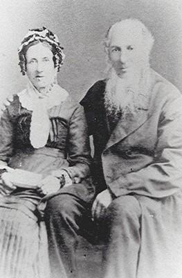 Rev. & Mrs. Richardson   Geoff Webb