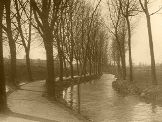 The River at Hartham | Hertfordshire Archives and Local Studies