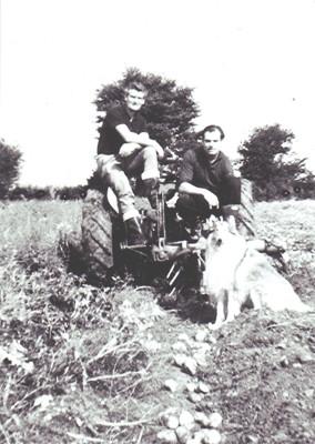 Ron Henry & Fred Peacock   Geoff Webb