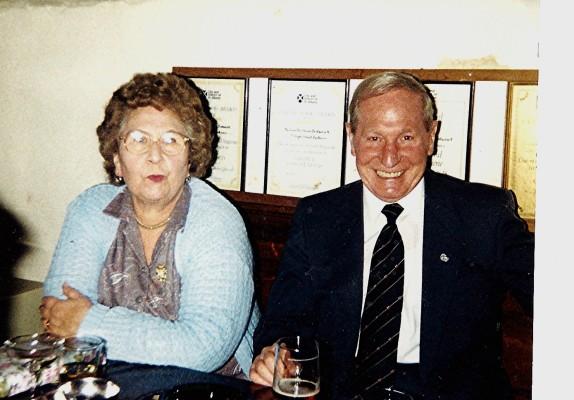Joan & Roy Scrivener | Geoff Webb