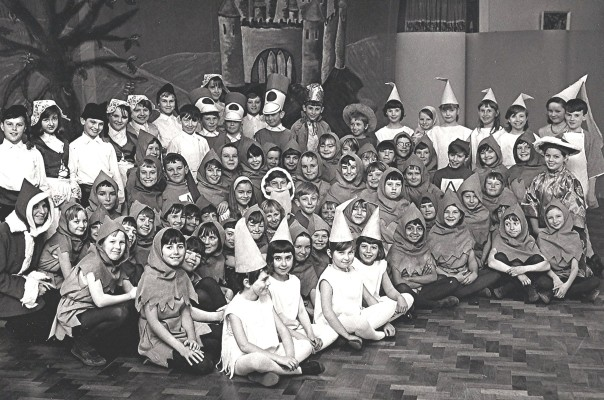 Junior School 'Rumplestiltskin' | Geoff Webb