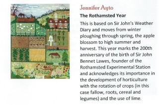 The Rothamsted year
