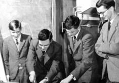 Stephen Hawking's schooldays