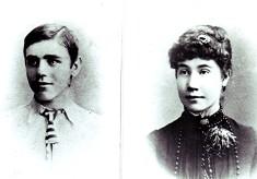 Tommy & Edith Sansom