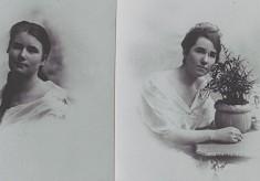 Doris & May Sansom