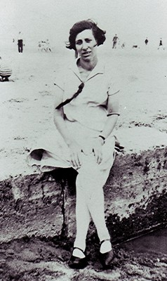 Sarah Catlin, c.1930 | Geoff Webb