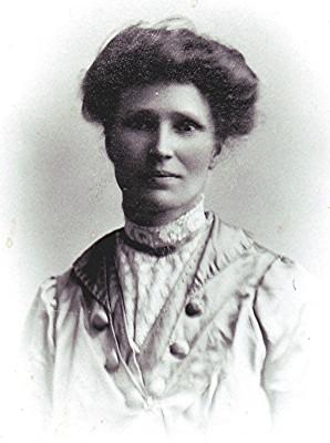 Sarah Luck-1915. | Geoff Webb