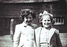 Mary Driscoll and Mary Cawley