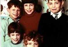 The Scott Children