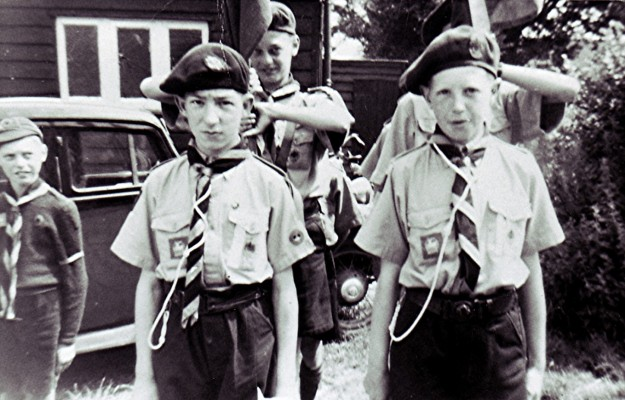 Armistice Day Parade   Geoff Webb