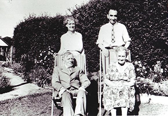The Simpson family | Geoff Webb