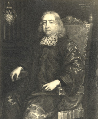 Sir John Wittewronge | Hertfordshire Archives and Local Studies