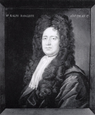 Portrait of Sir Ralph Radcliffe (1633-1720) | North Herts Museum