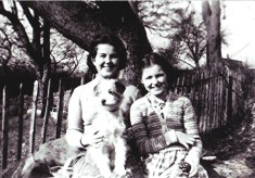 Audrey & Betty Darvell