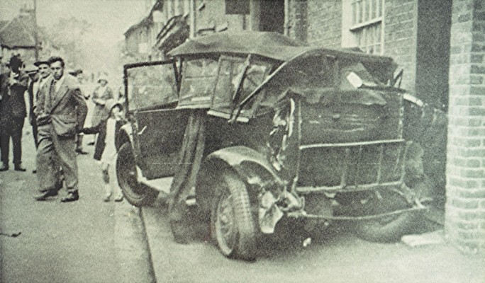 Model T Ford Accident | Geoff Webb