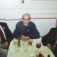 Left to right: Les Smith, Bob Crawley and Don Males | Geoff Webb